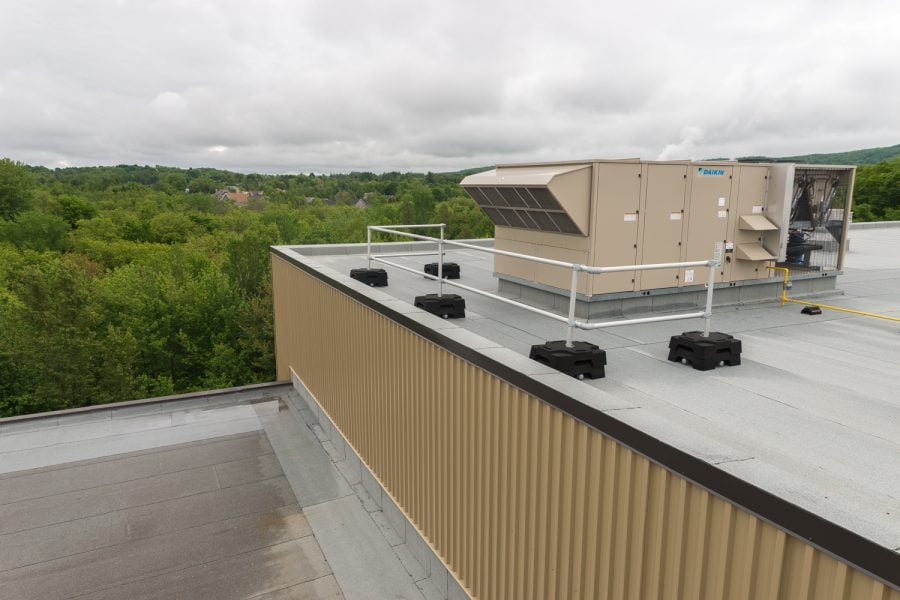 Beyond the norms: Exceptional roof fall protection for this multinational company