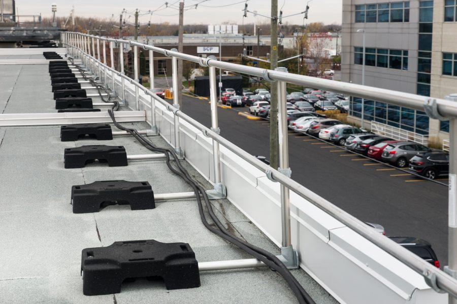 Garde-corps de toiture : comment faire le meilleur choix?