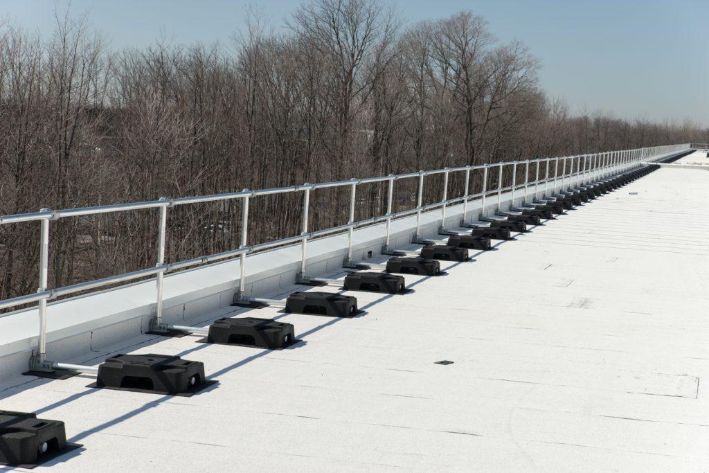 VSS Classic roofguardrail