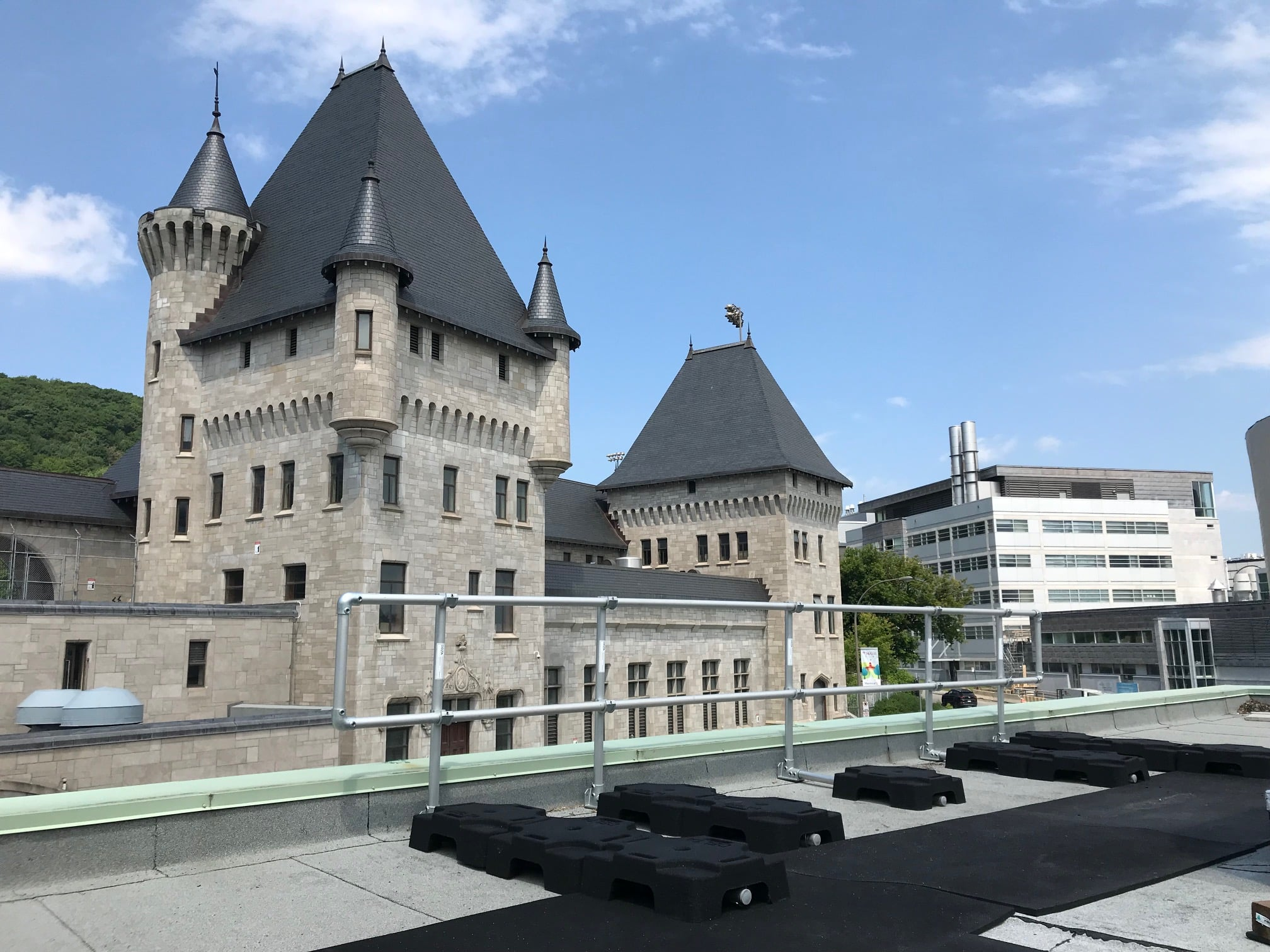 A Reliable and Durable Protection for McGill University