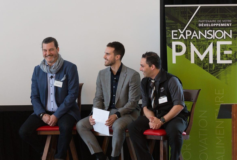 Delta Prevention featured at the 7th Grand Rendez-vous de l'Innovation en Montérégie