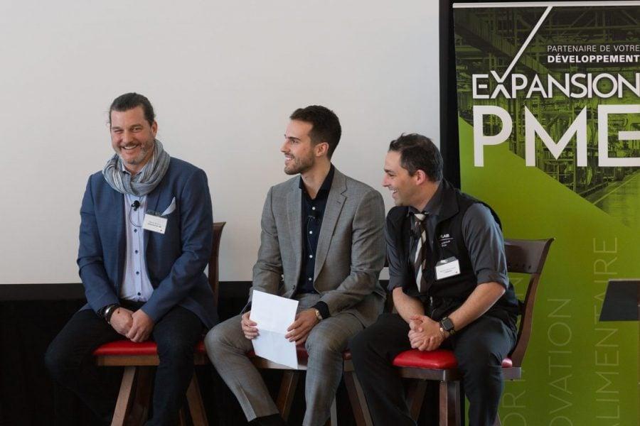 Delta Prévention en vedette au 7e Grand Rendez-vous de l'Innovation en Montérégie