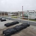Système de garde-corps VSS Classic et système de garde-corps pour échelle d'accès