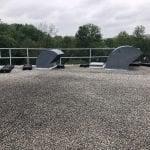 Système de garde-corps VSS Classic et Compact et échelle d'accès