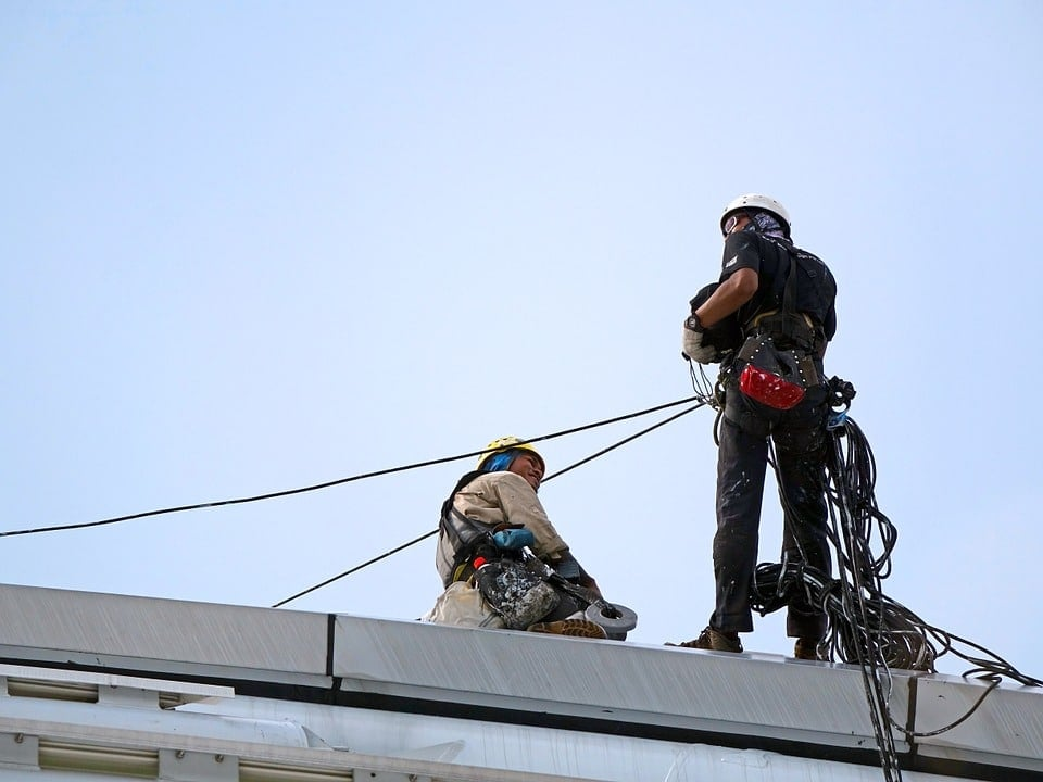 Les inconvénients du harnais de sécurité pour travaux sur toiture